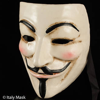Masquerade Mask - V for Vendetta