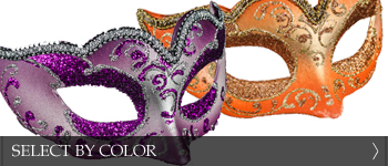 Select Masquerade Mask By Color